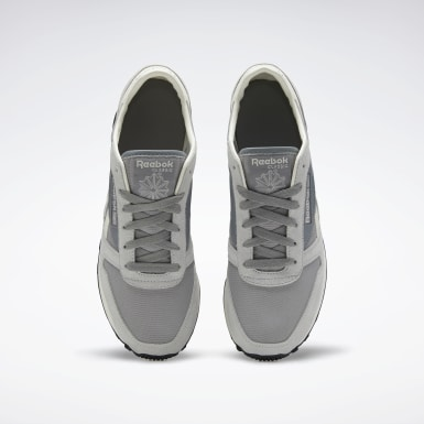 Classics Grey Classic Leather AZ Shoes
