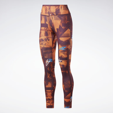 Workout Ready MYT Printed Tights