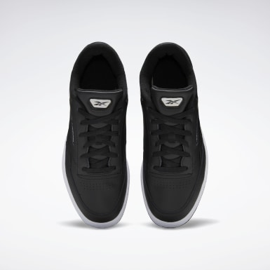 Men Classics Black Club C Revenge Men's Shoes