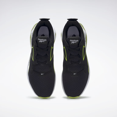 Men Running Black Liquifect Spring Shoes