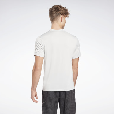T-shirt Workout Ready Mélange Hommes Yoga