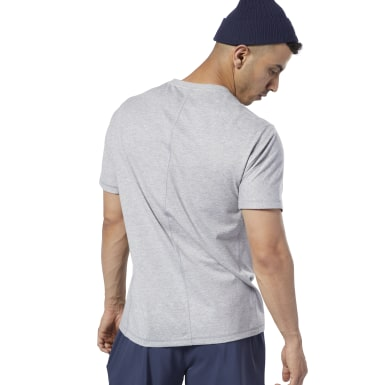 Men Fitness & Training Grey One Series Training Speedwick Tee
