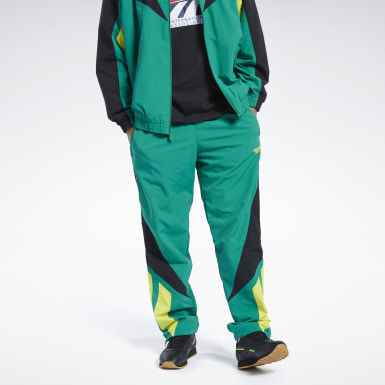Classics Green Classics Twin Vector Track Pants