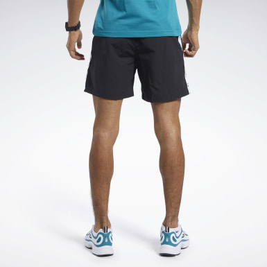 Men Fitness & Training Black Meet You There Shorts