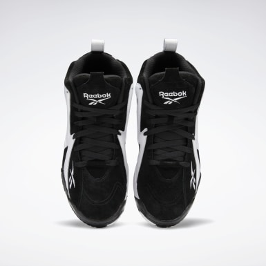 Classics Black Kamikaze II Men's Basketball Shoes