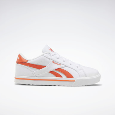 Kids Classics White Reebok Royal Complete Low 2.0 Shoes