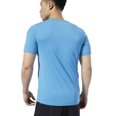 T-shirt One Series Running ACTIVCHILL Bleu Hommes Running