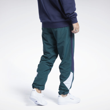 Classics Green Classics Twin Vector Tracksuit Bottoms
