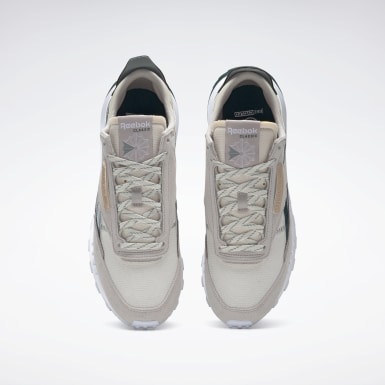 Tenis Classic Leather Legacy Gris Classics