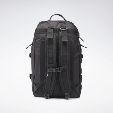 Training Black Training Weave Backpack