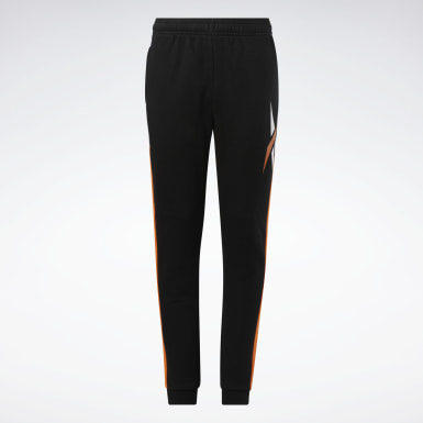 Kids Fitness & Training Black Jogger Pants