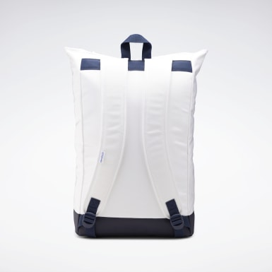 Classics White Classics Repeat Vector Backpack