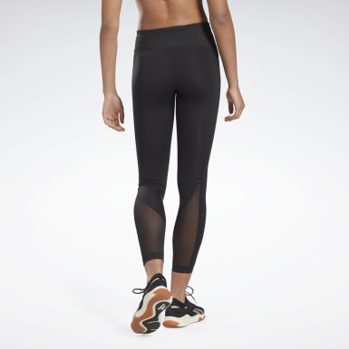 Dames Fitness & Training Zwart Lux Perform Legging