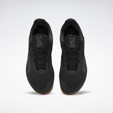 Mænd Cross Training Black Reebok Nano X Shoes