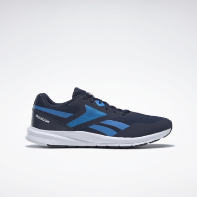 Men Running Blue Reebok Runner 4.0 Shoes