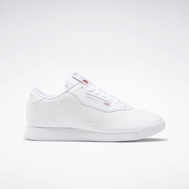 Women Classics White Princess Wide Women's Shoes