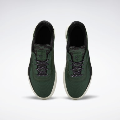 Classics Green Reebok Legacy Court Shoes