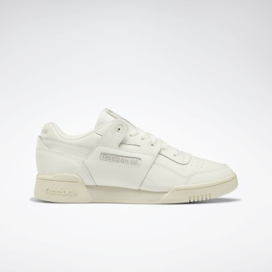 Kvinder Classics White Workout Lo Plus Shoes