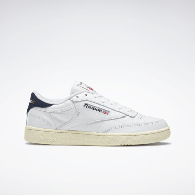 Men Classics White Club C 85 Shoes