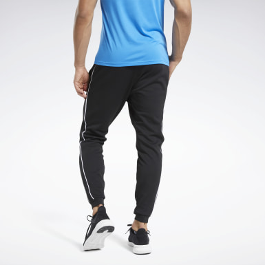 Men City Outdoor Black Workout Ready Joggers