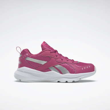 Kids Running Pink Reebok XT Sprinter Shoes