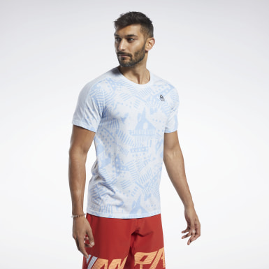 Heren Crosstraining Reebok CrossFit® Move T-Shirt