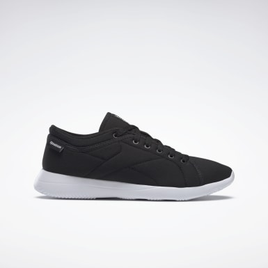 Women Outdoor Black Reebok Runaround Shoes