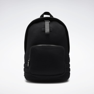 Classics Classics Freestyle Mesh Backpack Schwarz