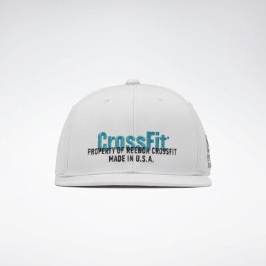 Casquette CrossFit® A-Flex Gris Cross Training