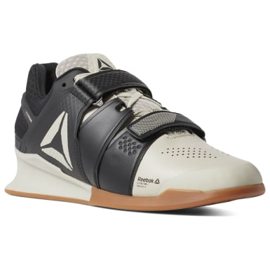 Men Cross Training Black Reebok Legacy Lifter