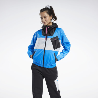 Giacca MYT Blu Donna City Outdoor