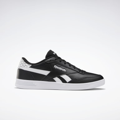 Men Classics Black Reebok Royal Techque T Shoes