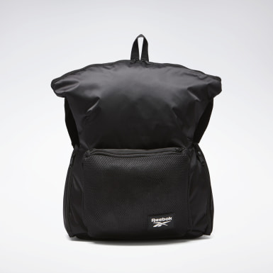 Women Training Black Active Enhanced Backpack