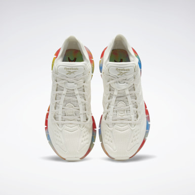 Lifestyle White Zig Kinetica Pride Shoes