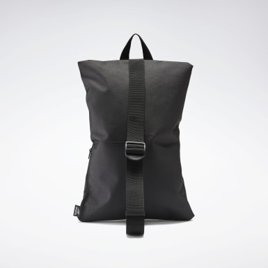 Fitness & Training Black Cross-Shoulder Bag