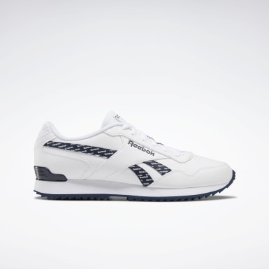 Männer Classics Reebok Royal Glide Ripple Clip Shoes Weiß