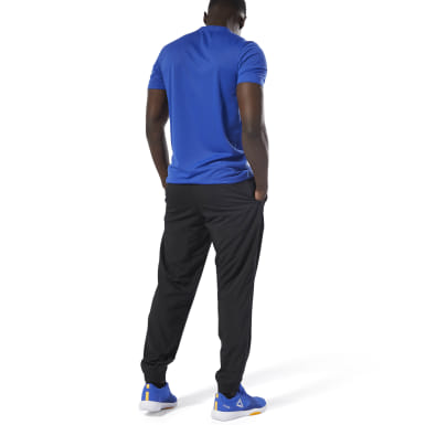 Pantalon TE WVN C LINED Noir Hommes Fitness & Training