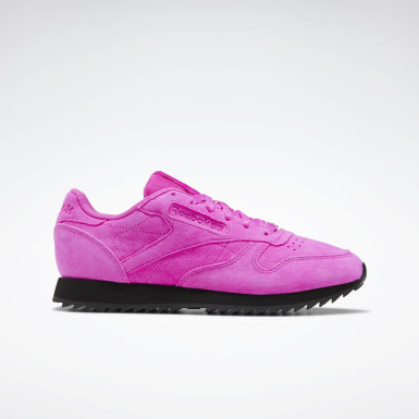 Кроссовки Reebok Classic Leather Ripple