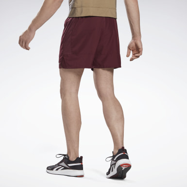 RE 5 INCH SHORT Granate Hombre Running
