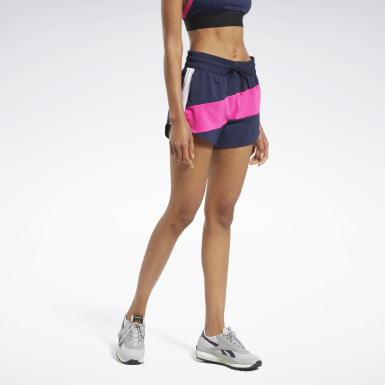 Dames Fitness & Training Blauw Workout Ready Short