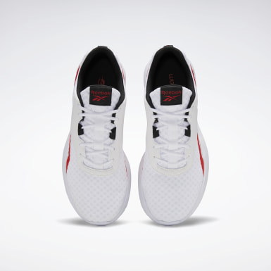 Men Fitness & Training White Reebok Reago Essential 2 Shoes