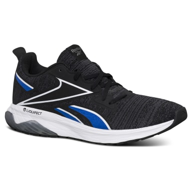 Men Running Black Liquifect AP Shoes