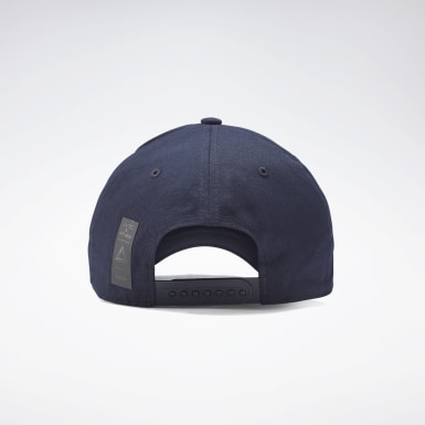 Cappellino Active Enhanced Baseball Blu Running