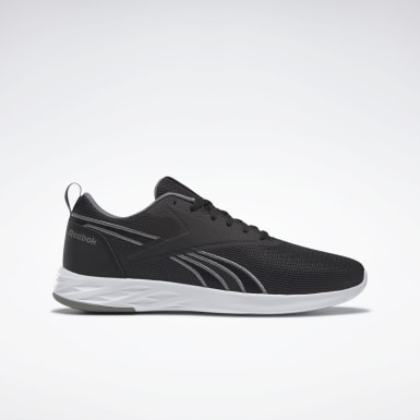 Men Outdoor Black Reebok Astroride Essential 2.0 Shoes