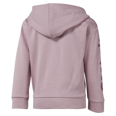 Girls Training Purple Girls Elements Fullzip Hoody