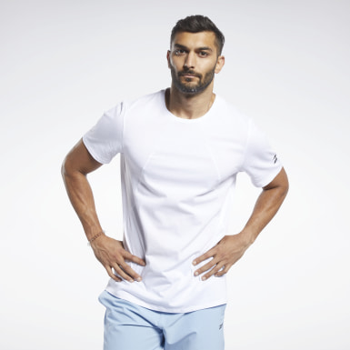 Men Training White Archive Evolution Tee