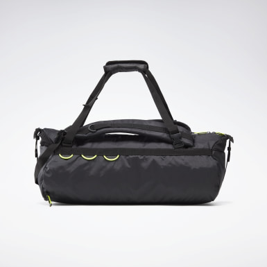 Training Black Tech Style Convertible Grip Bag