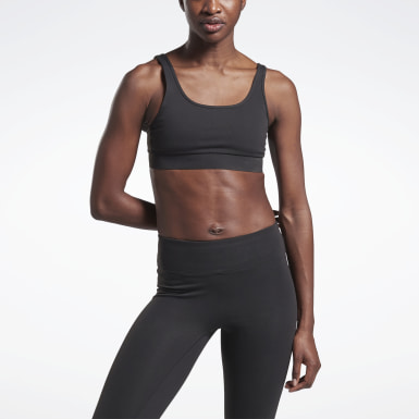 Women Fitness & Training Black VB Balconette Bra