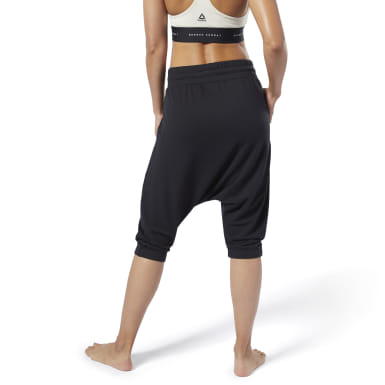 Frauen Fitness & Training Combat Striker Pants Schwarz