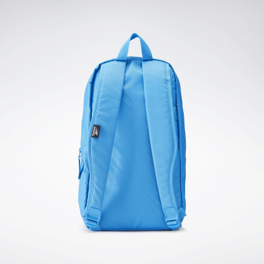 Kids Classics Blue Backpack Lunch Set